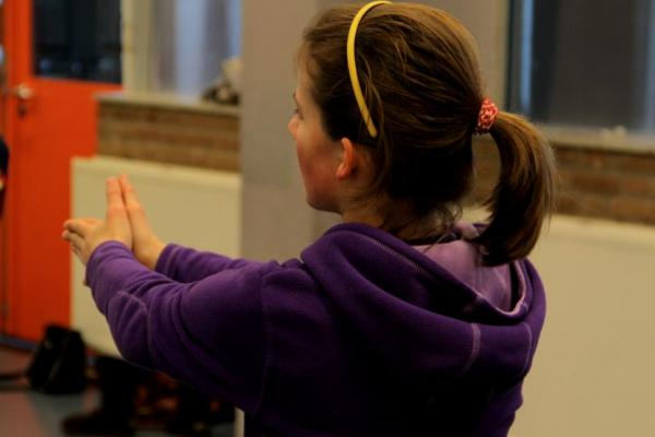 Workshop Stepping Vlaanderen