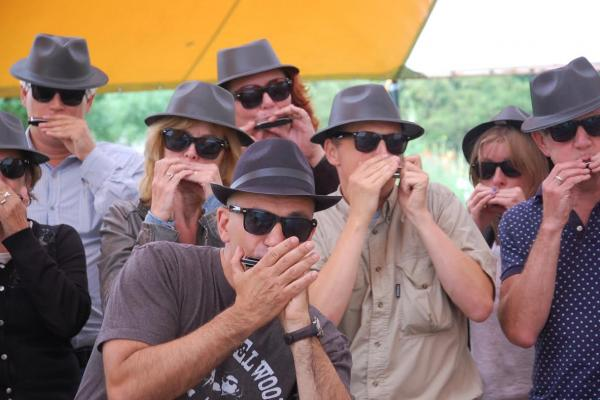 Workshop Mondharmonica Vlaanderen