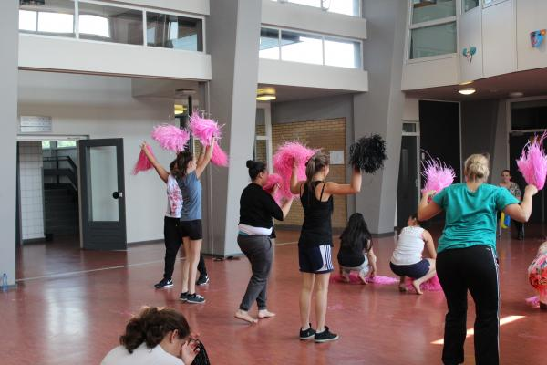 Workshop Cheerleading Vlaanderen