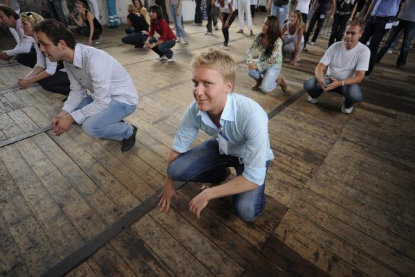 Workshop Breakdance Vlaanderen