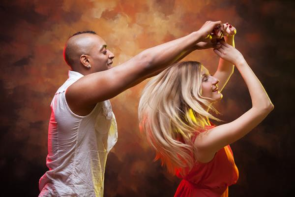 Workshop Salsa Vlaanderen