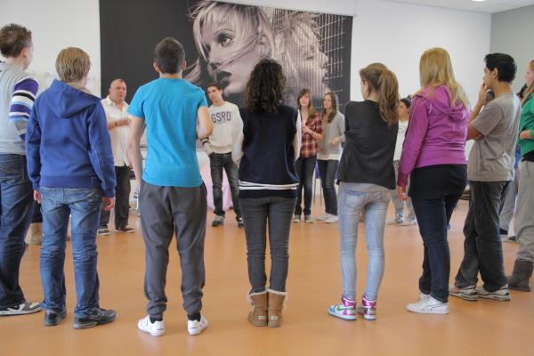 Workshop Theatersport Vlaanderen