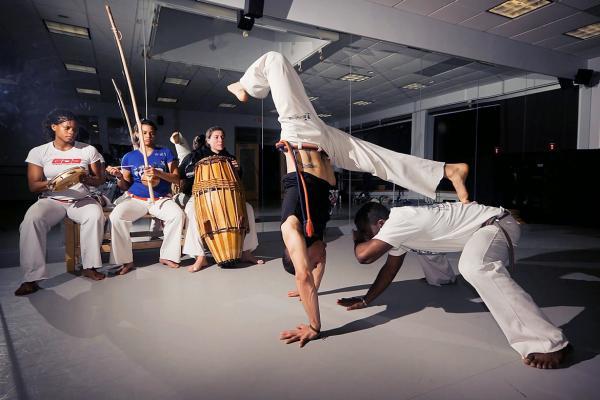 Workshop Capoeira Vlaanderen