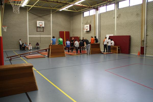 Workshop Freerunnen Vlaanderen