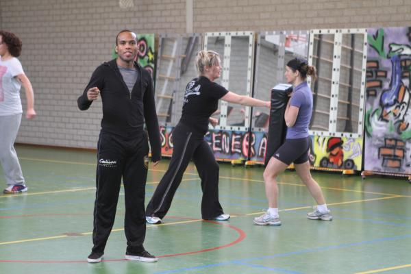 Workshop Boksen Vlaanderen
