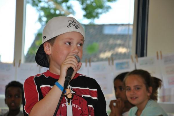 Workshop Beatboxen Vlaanderen
